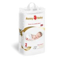 Подгузники MommyBaby S 4-8кг, 56 шт