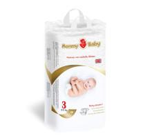 Подгузники MommyBaby M 6-11кг, 48 шт