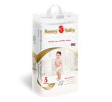 Подгузники MommyBaby XL 12-18кг, 40 шт