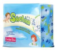 Подгузники Sachiko XL 12-17кг, 42 шт
