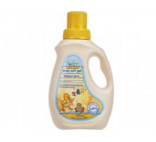 Мягкий гель BabyLine для стирки детских вещей и пеленок 1.5 л