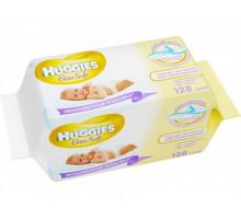 Детские влажные салфетки Huggies Elite Soft 64x2шт
