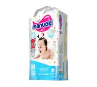 Трусики Manuoki M 6-11кг, 56шт/уп (Япония)