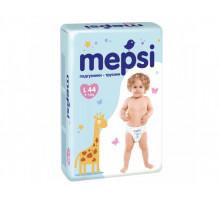 Трусики Мепси (Mepsi) L 9-16кг, (44шт/уп)