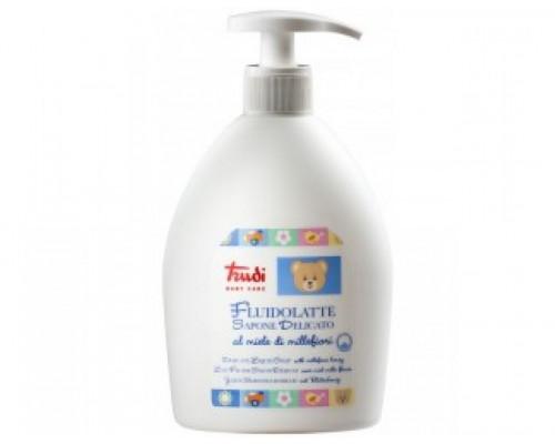 Мыло Trudi, туалетное, с цветочным медом, 500 мл Италия