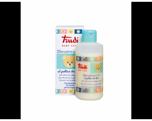 Trudi Шампунь с цветочной пыльцой 250мл Италия