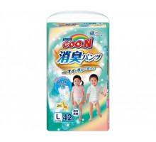 Трусики GooN Aromagic L 9-14кг, 42шт (Япония)