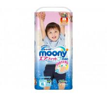 Трусики Moony для мальчиков 12-17 кг, 38шт/уп
