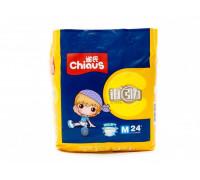 Подгузники-трусики Chiaus Premium M 6-11кг, 24 шт