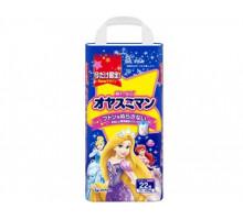 Moony трусики ночные для девочек (13-25 кг) 22 шт