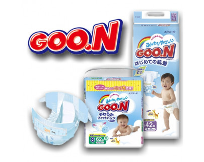 Японские подгузники-трусики GooN  Japan  в новой упаковке!