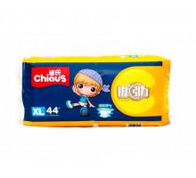 Подгузники-трусики Chiaus Premium XL 13-18кг, 44 шт